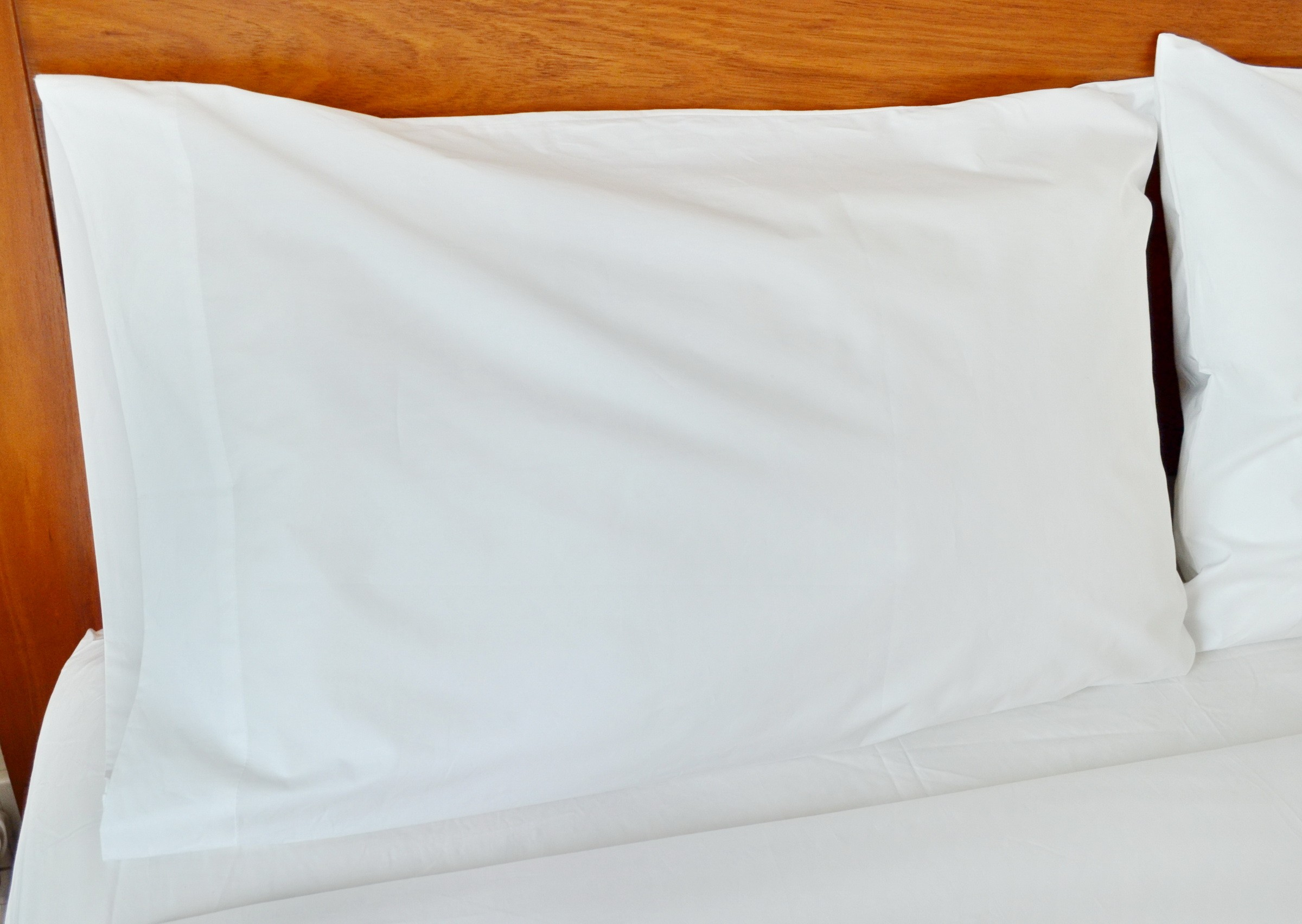 commercial superfine percale cotton pillowcases