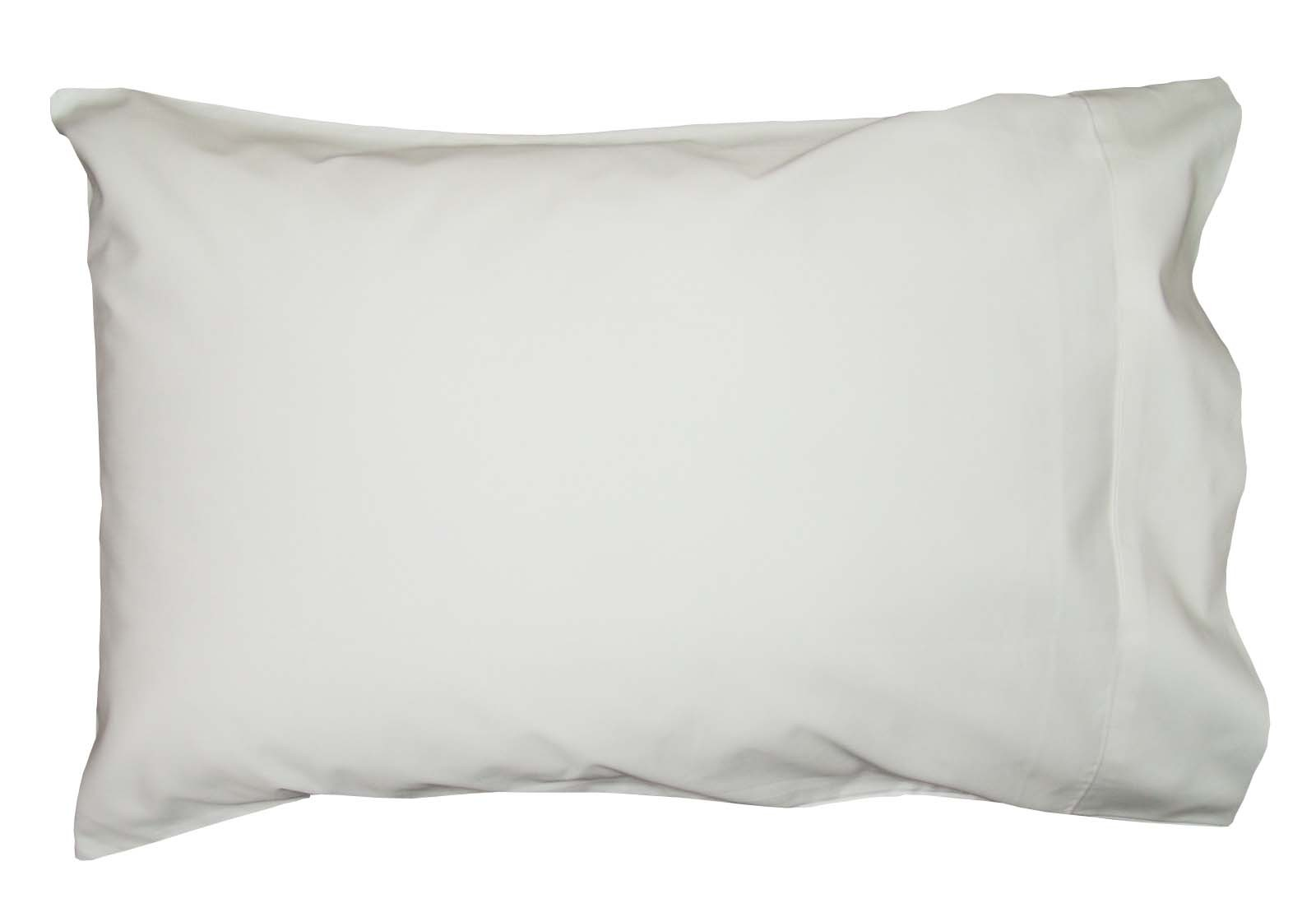 Pillowcases pure cotton 1000 tc ecoliving ecoliving for White craft pillow cases