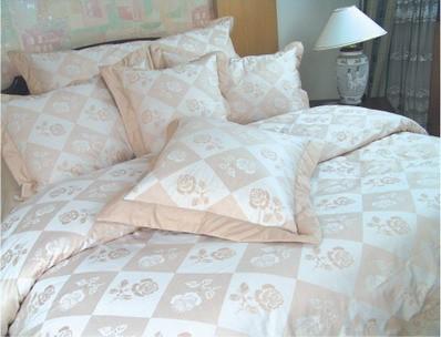 Brown Rose Duvet Cover Sets