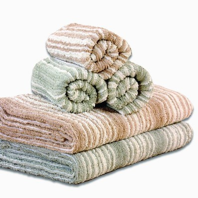Waterfall Natural Style Bath Towels