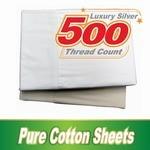 500 thread count pillowcase