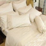 Silk Cotton Sheet Sets - Rachel