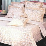 Brown Floral Duvet Cover Sets