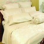 Silk Cotton Sheet Sets - Constance Floral