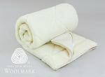 Auswool Double Layer Reversible Wool Underblanket/Underlay Premium Weight 1000GSM