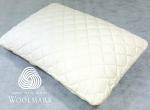 Hybrid Latex Plus Wool Standard Pillow Regular Shape 60 x 40 x 12 cm