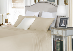 Luxury 1500TC Cotton Fitted Sheet Sets Linen