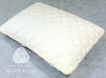 Hybrid Latex Plus Wool High Profile Pillow Regular Shape 65 x 40 x 15 cm