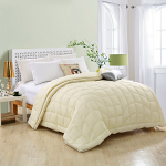 GOLDWOLKE Four Seasons Artificial Down Quilt Double Size
